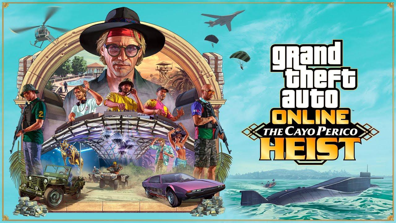 GTA Online The Cayo Perico Heist 1