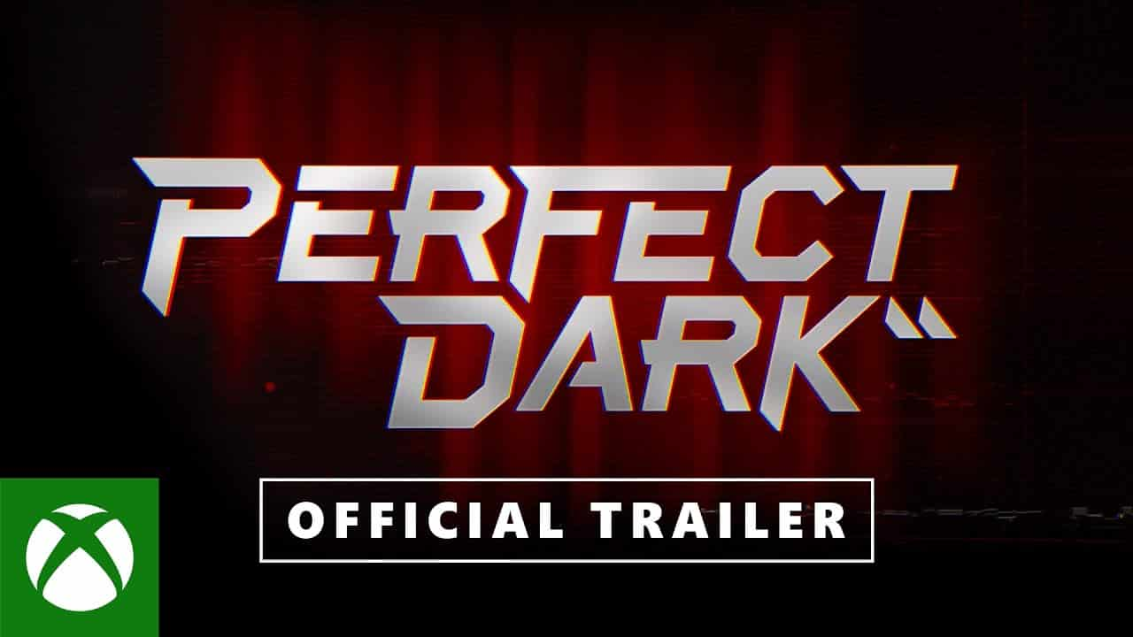 Perfect Dark Official Announce Trailer The Game Awards 2020