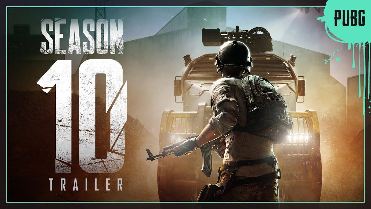 Season 10 Haven Launch Trailer PUBG