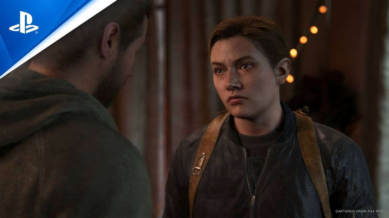 The Last of Us Part II – Abby Story Trailer PS4 deutsch