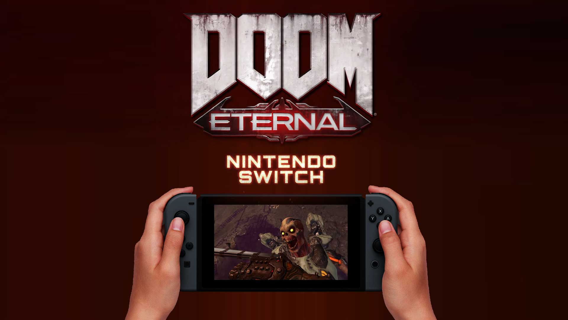 doom eternal switch release