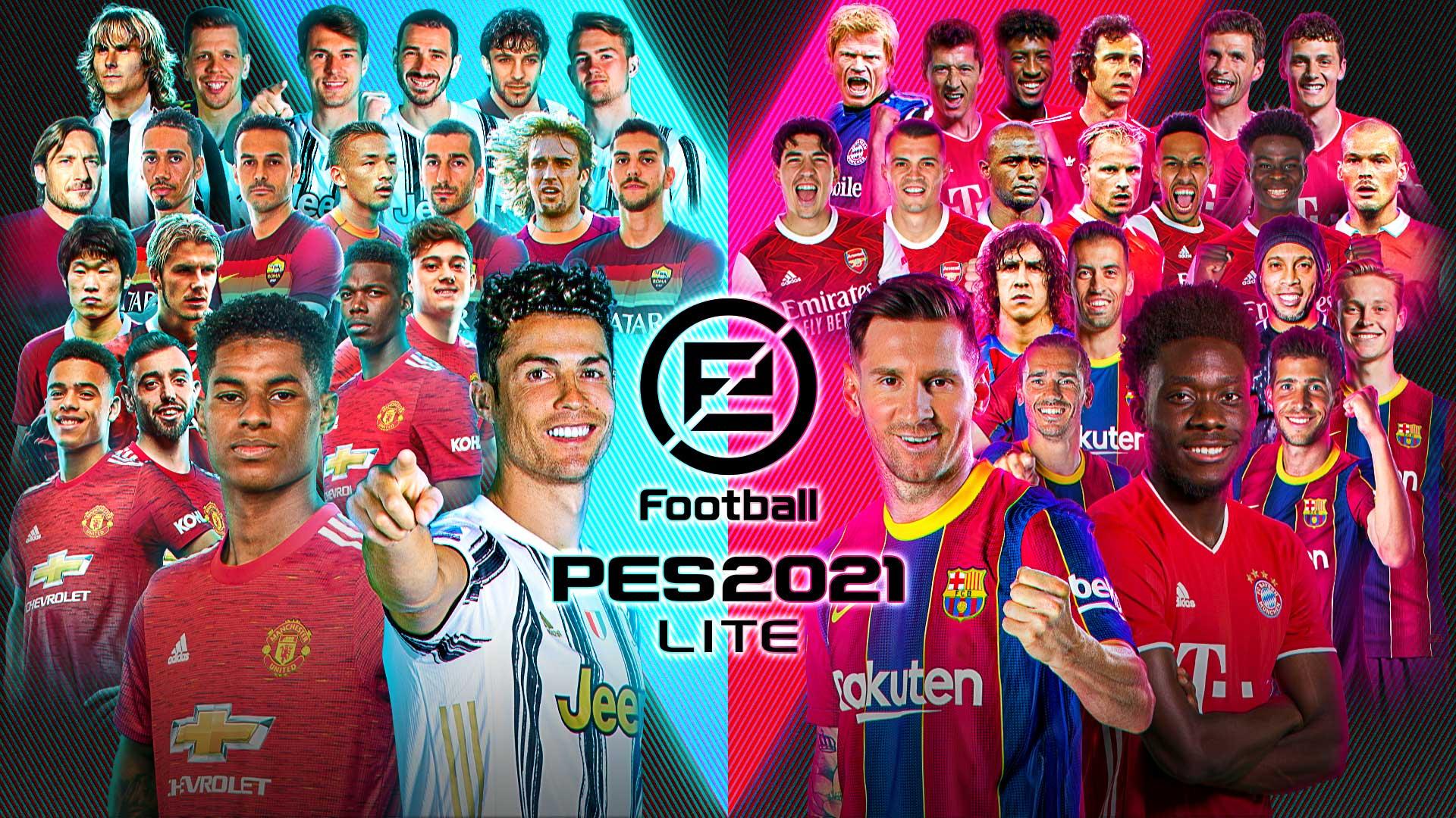 eFootball PES 2021 LITE 1920 1080 babt