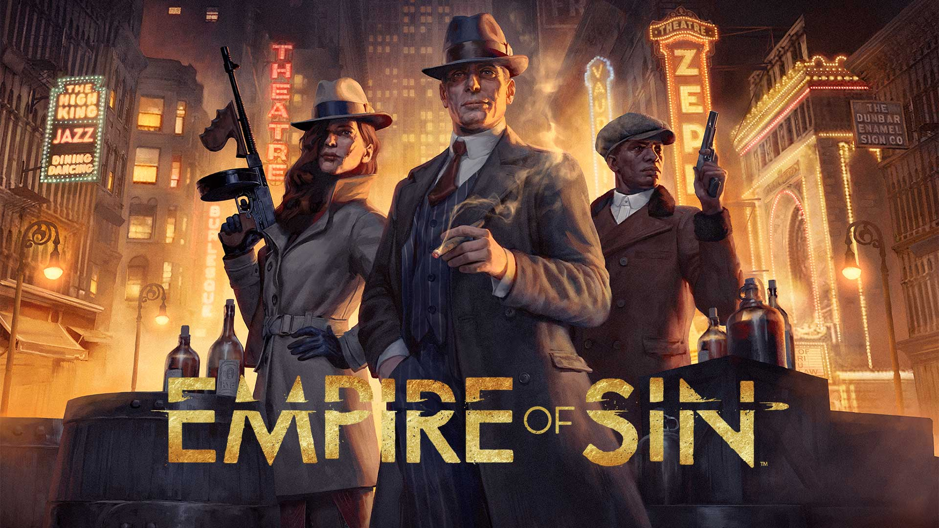 empire of sin release cover