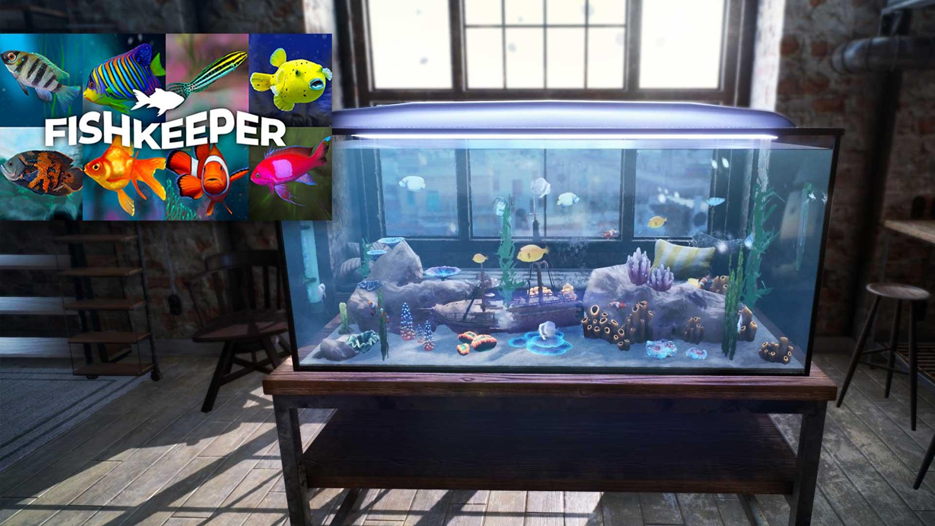 fishkeeper cover