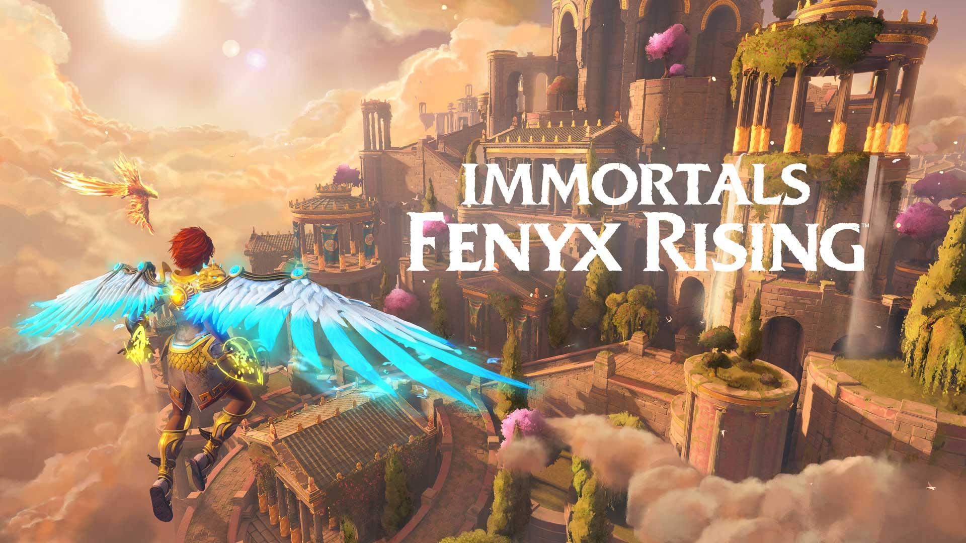 immortals fenyx rising cover 2