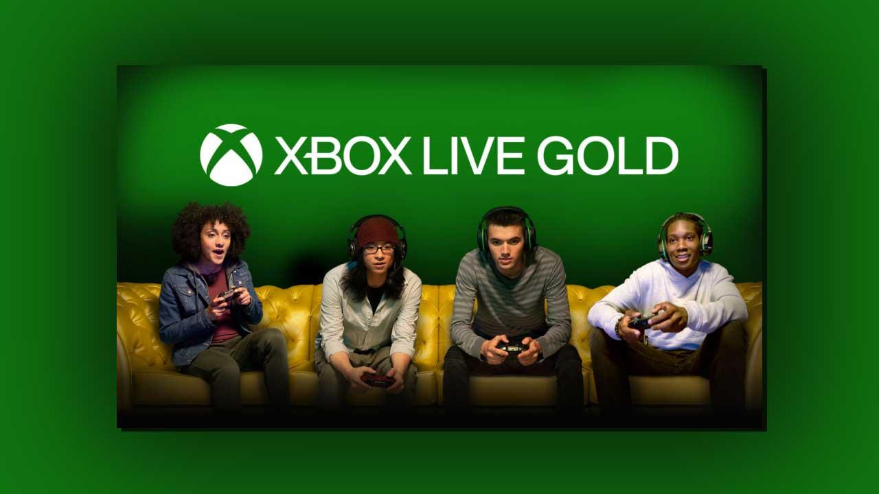Xbox Live Gold Hero Asset babt