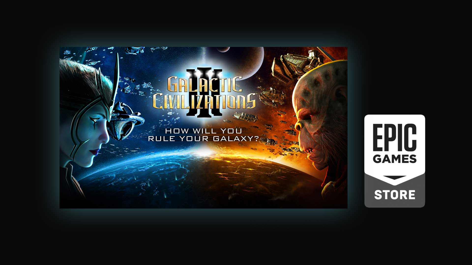epic game free game 2021 Galactic Civilizations 3