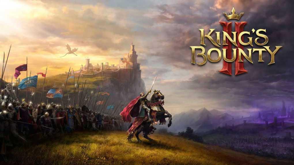 kings bounty 2 cover