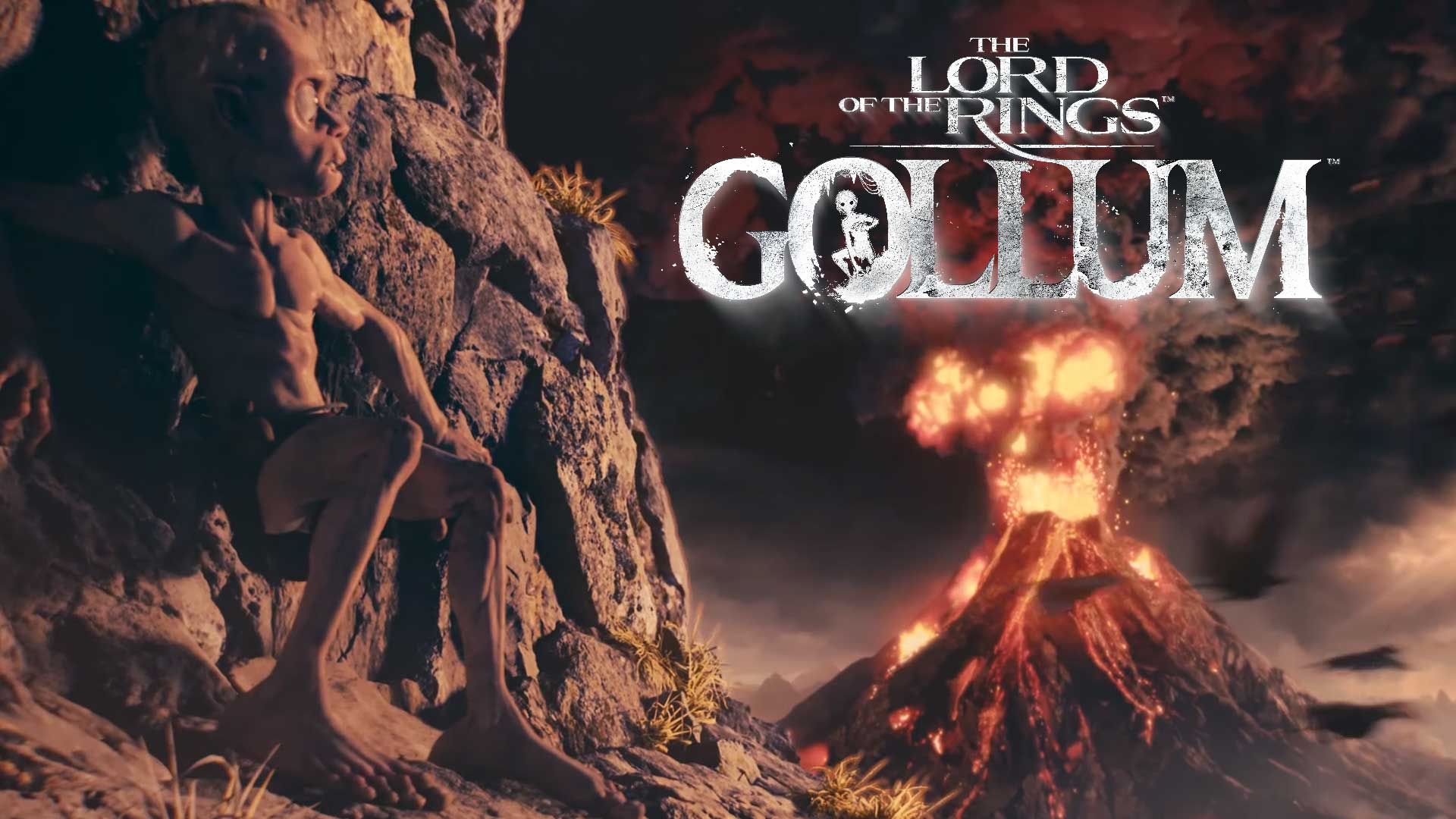 lord of the rings gollum cover