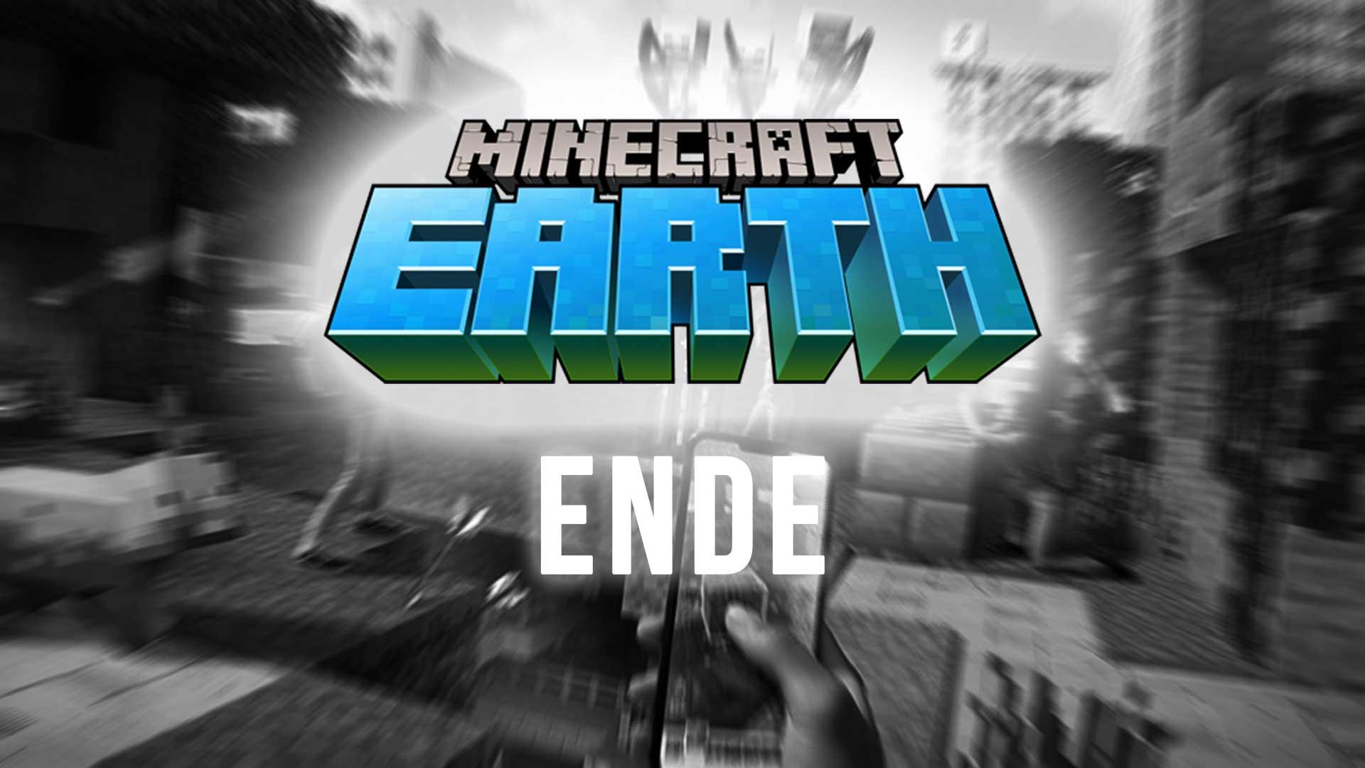 minecraft earth ende