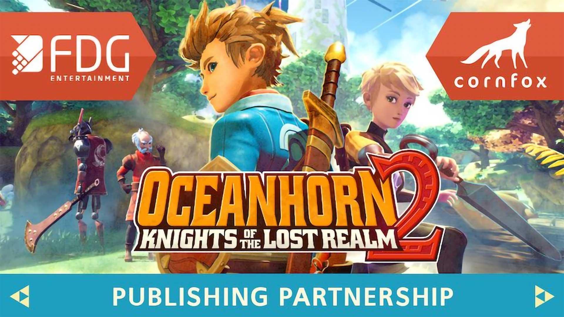 oceanhorn 2 xbox playstation