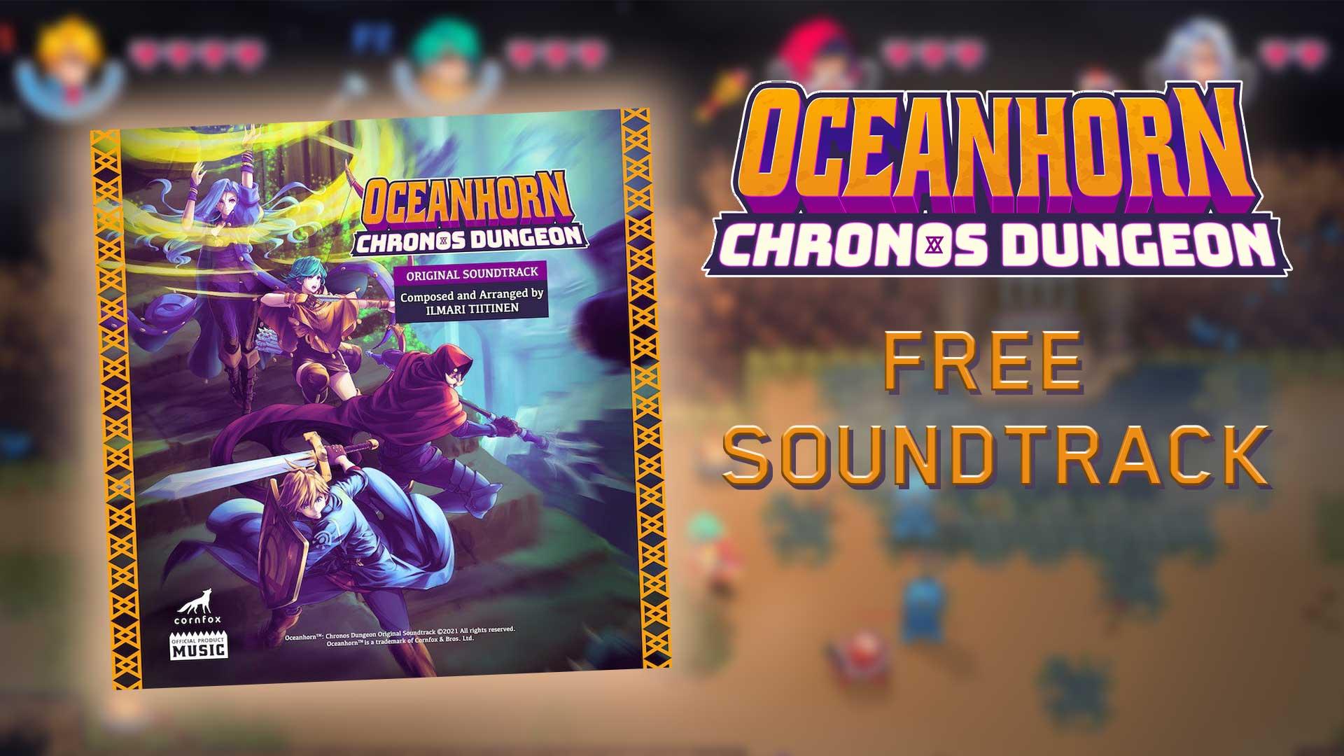 oceanhorn chronos dungeon free ost
