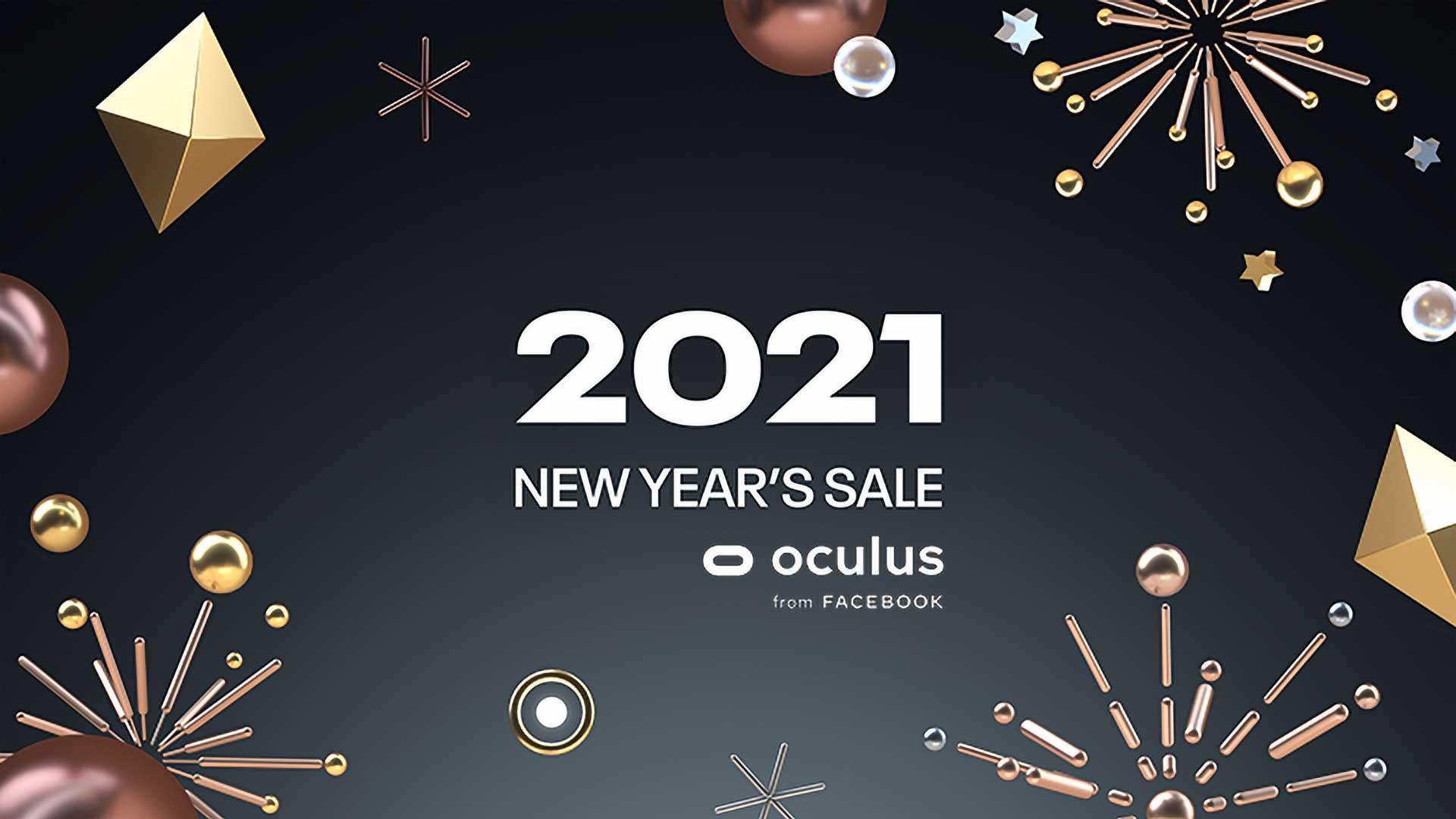 oculus 2021 new years sale