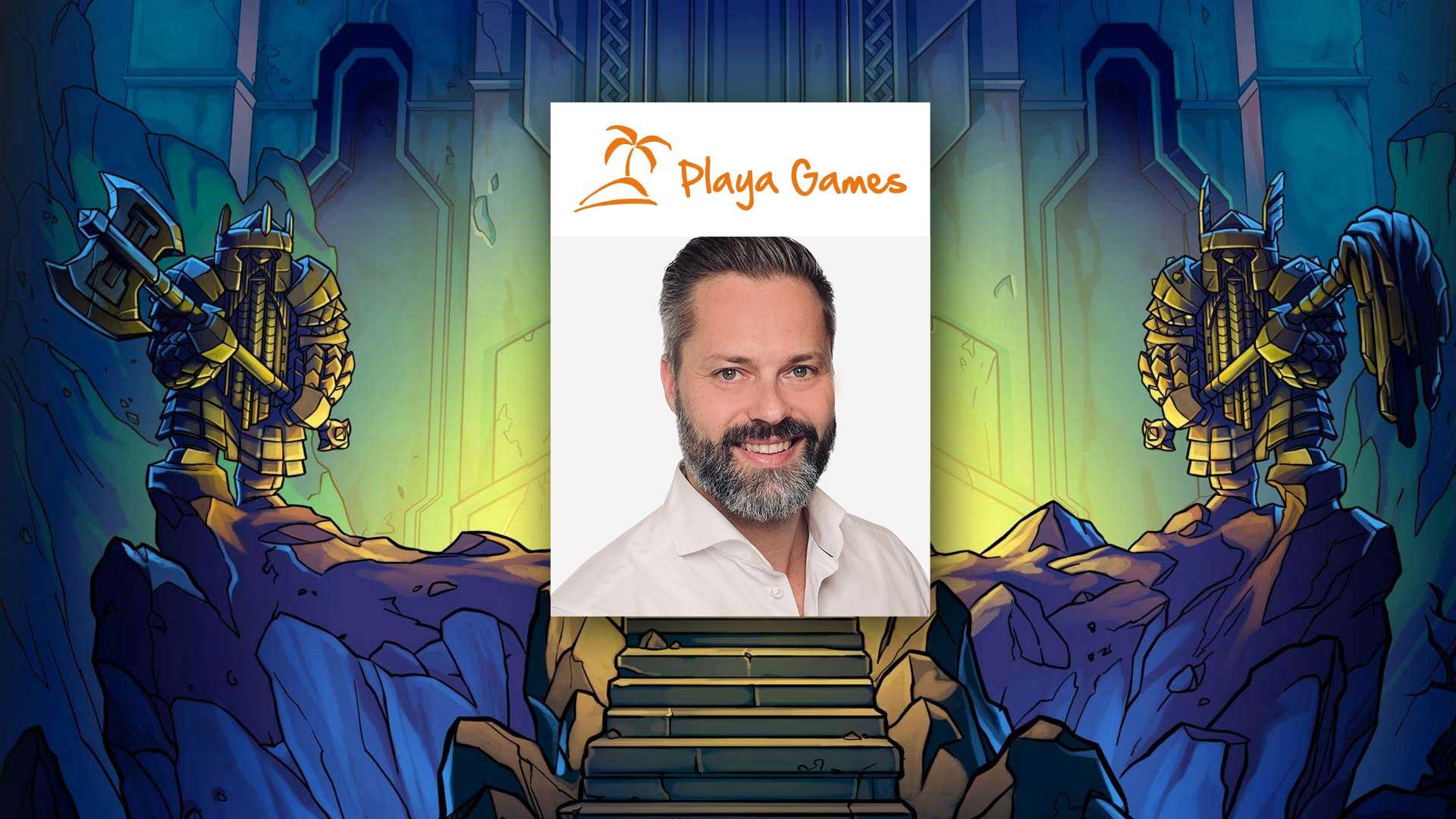 playa games Thorsten Rohmann ceo