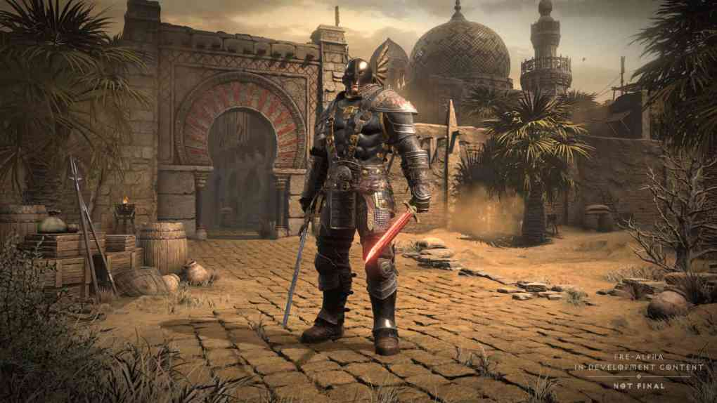 Diablo II Char Select Act2
