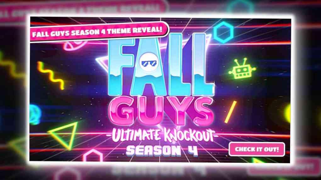 Fall Guys Season 4 Theme Reveal