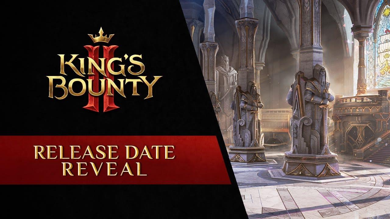 Kings Bounty II – Release Date Reveal Trailer PEGI 1
