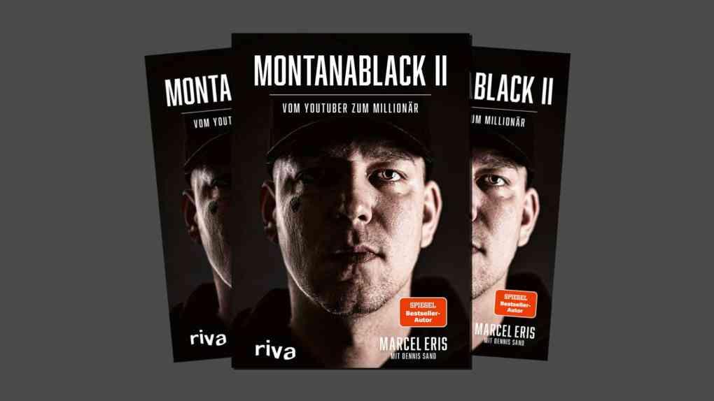 MontanaBlack II: Vom YouTuber zum Millionär Cover
