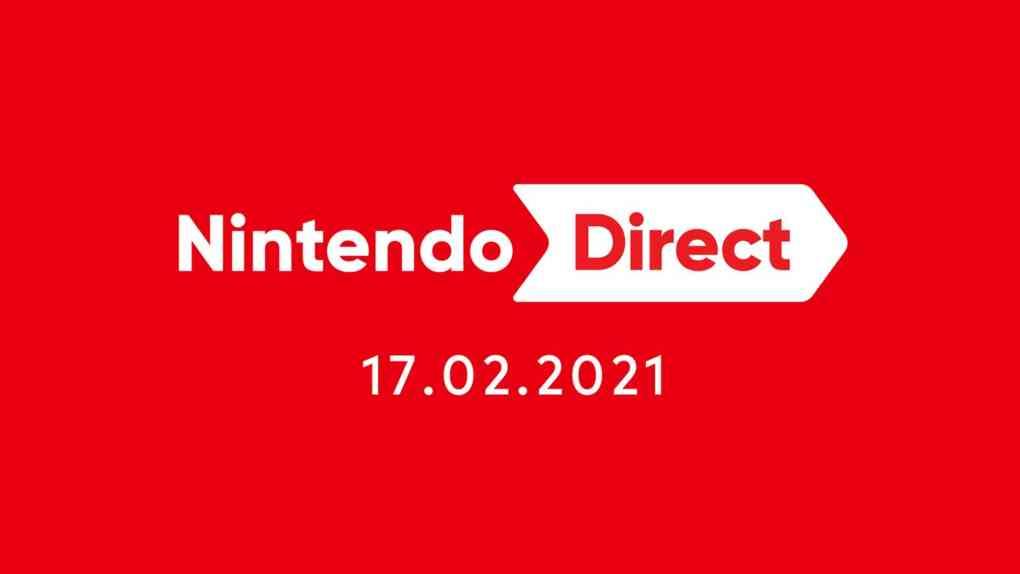 Nintendo Direct Februar 2021
