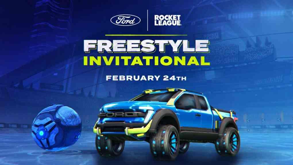 Rocket League Freestyle Invitationel 1