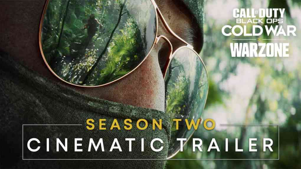 Season Two Cinematic Trailer Call of Duty® Black Ops Cold War Warzone™