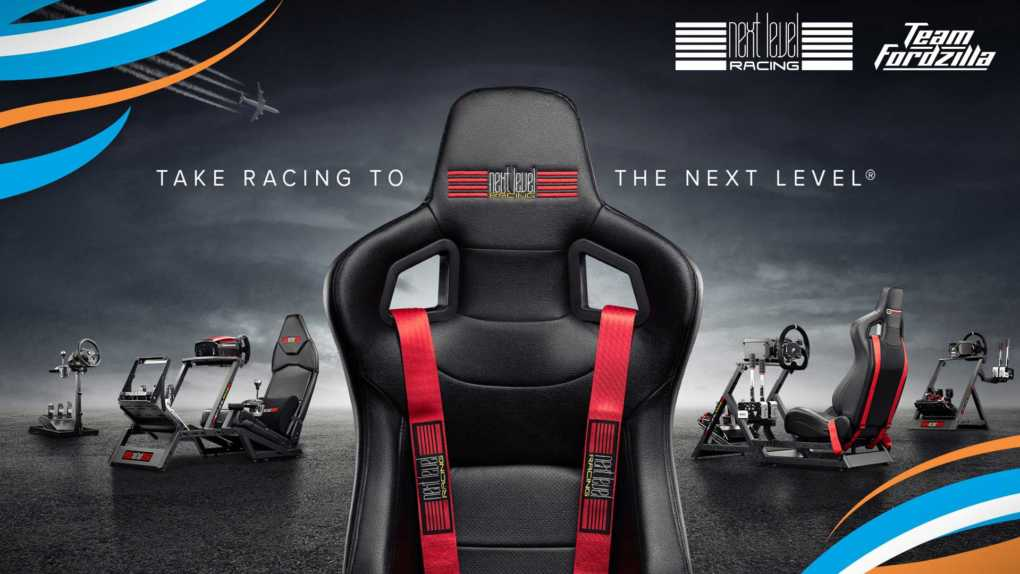 Team Fordzilla and Next Level Racing babt