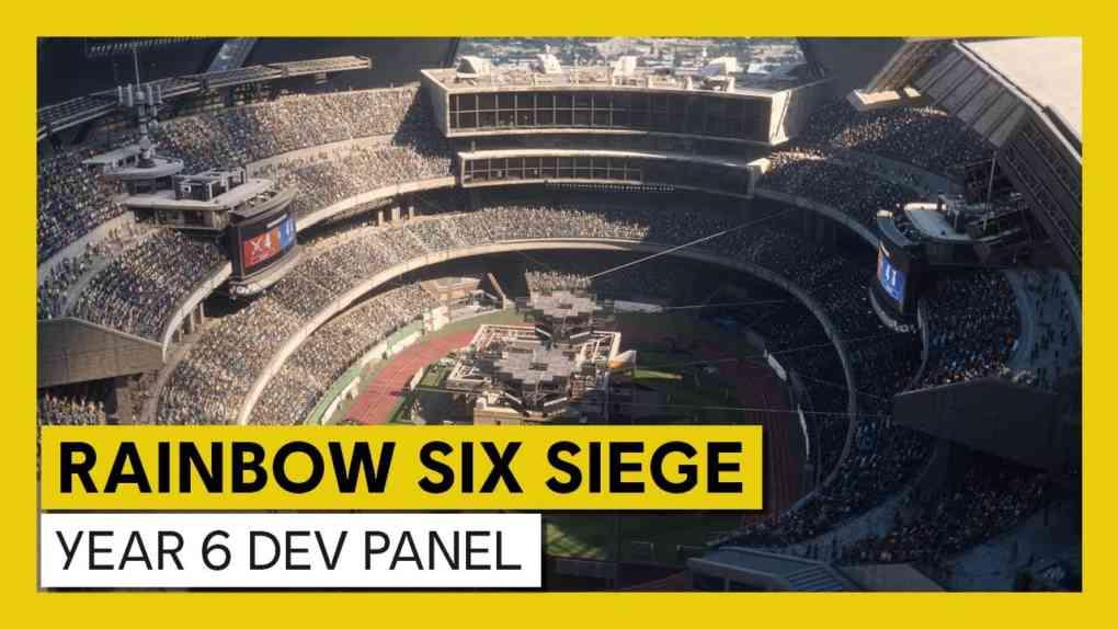 Tom Clancys Rainbow Six Siege Future of Siege Year 6 Dev Panel 1