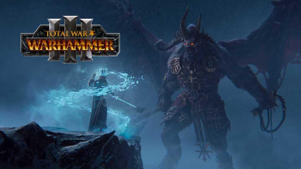 Total War Warhammer 3 cover
