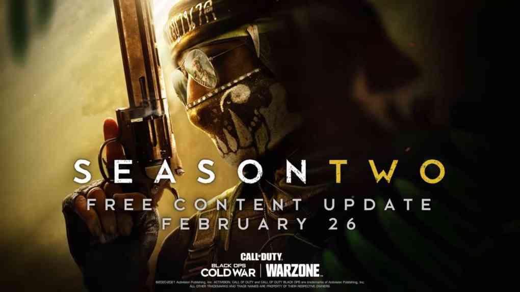 cod season 2