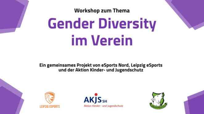 eSN Themenabend Gender Diversity header
