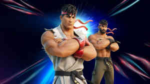 fortnite ryu outfit from street fighter 1920x1080 7ba38ec4185d