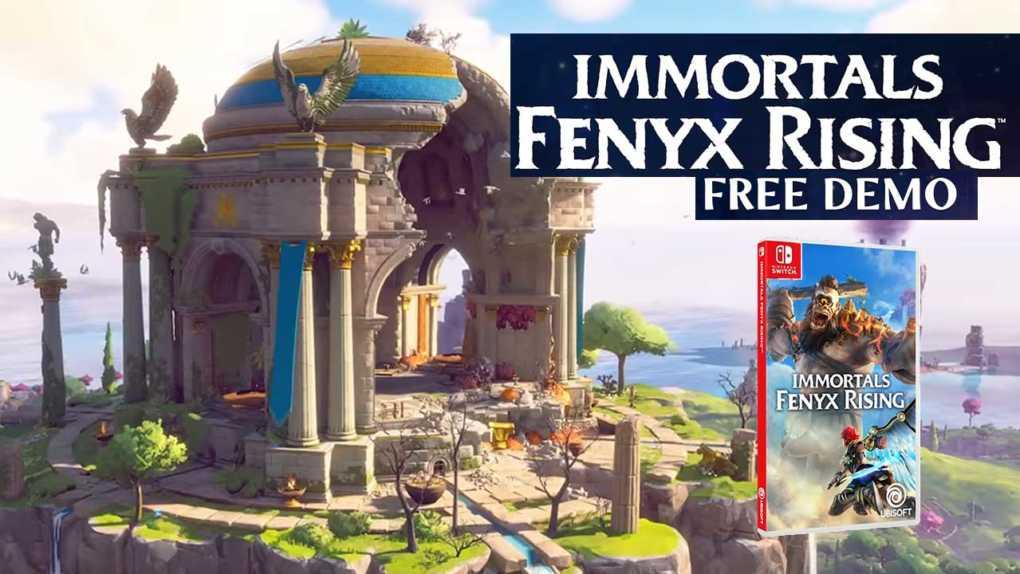 immortals fenyx rising switch demo