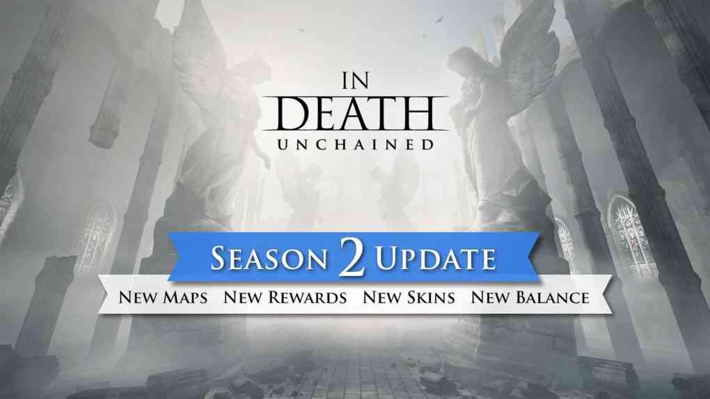 in death unchained season 2 update