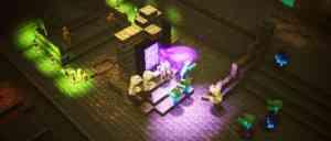 minecraft dungeons ancient hunts