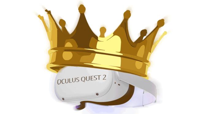 oculus quest 2 rekord