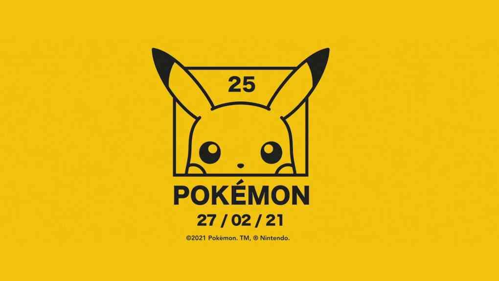 pokemon 25 Kollektion Header