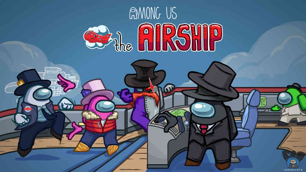 Among Us The Airship Release