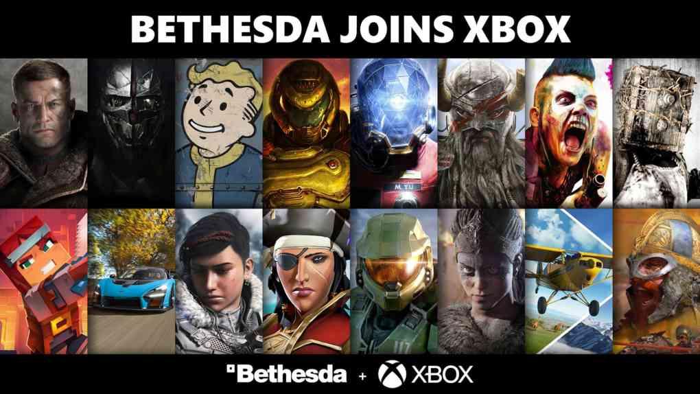 Bethesda Deal Microsoft komplett