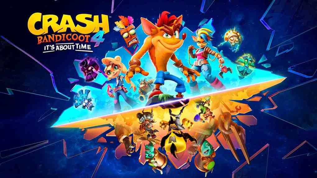 Crash Bandicoot 4 PS5 Release 1