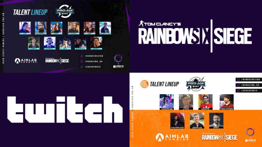 DZ Turnier Talent Lineup