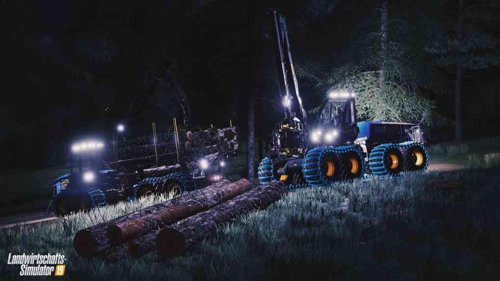 Farming Simulator Rottne DLC