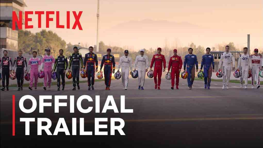 Formula 1 Drive to Survive Season 3 Official Trailer Netflix