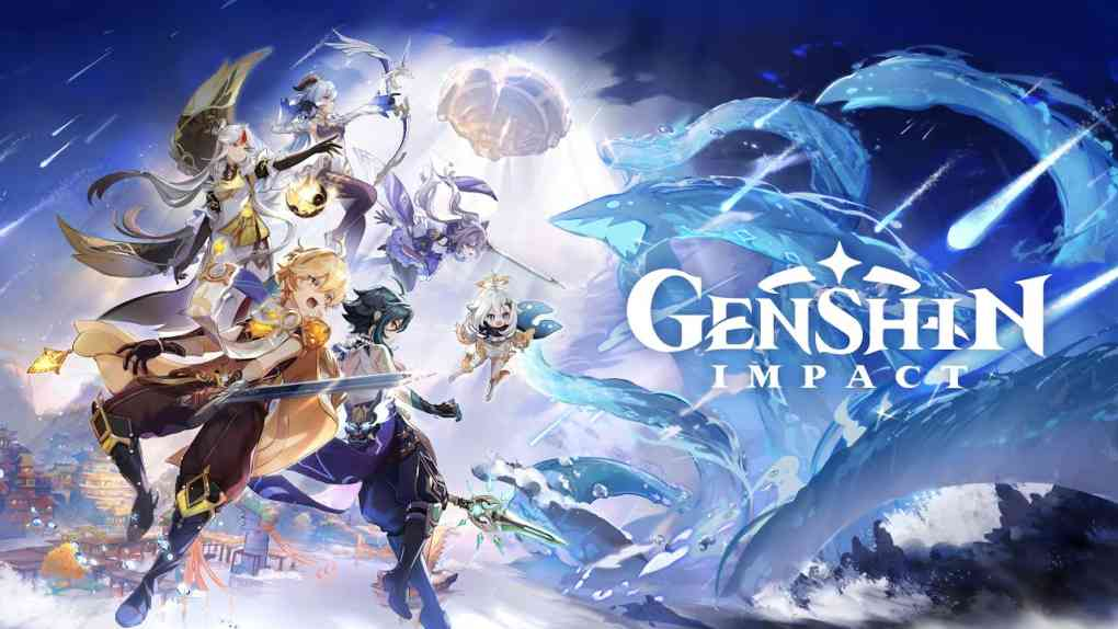 Genshin Impact May Your Journey Know No Bounds PlayStation®5 Announcement Trailer