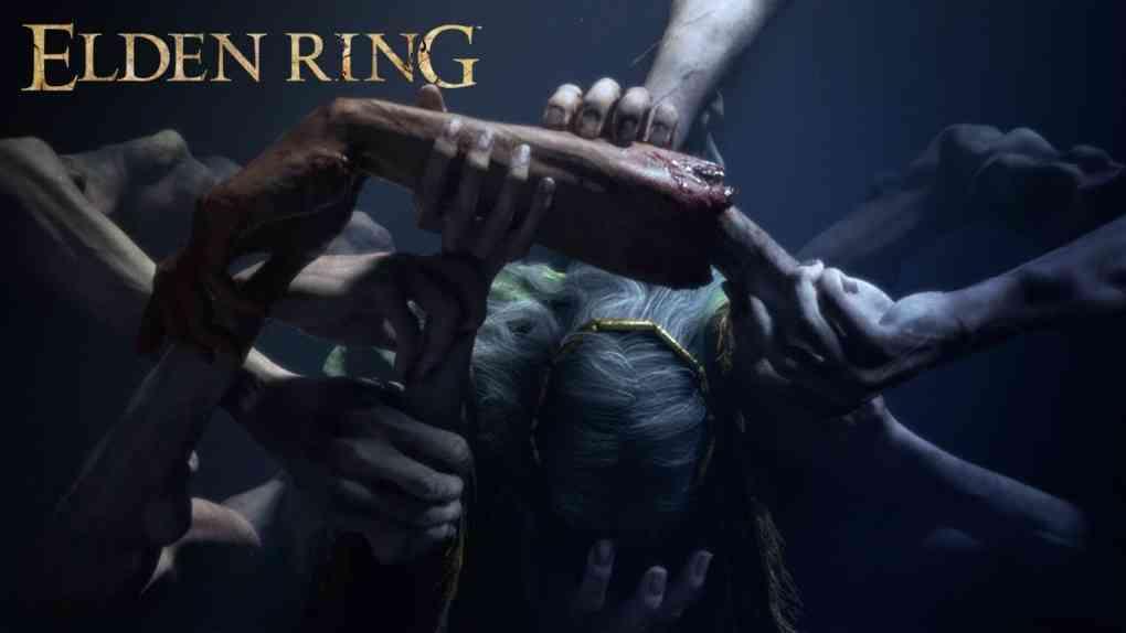 German Elden Ring E3 Announcement Trailer 1