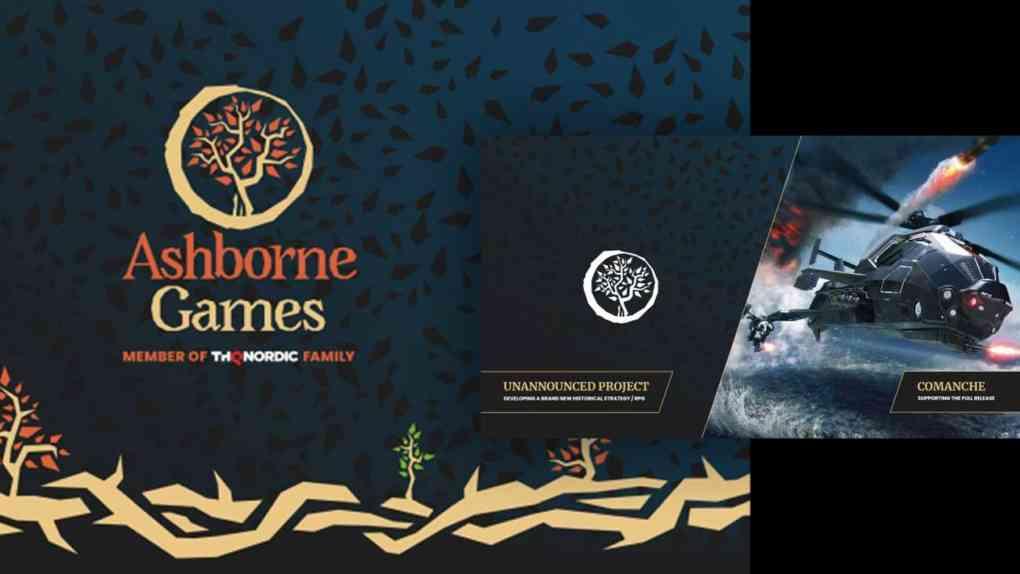 ashborne games thq nordic studio v2