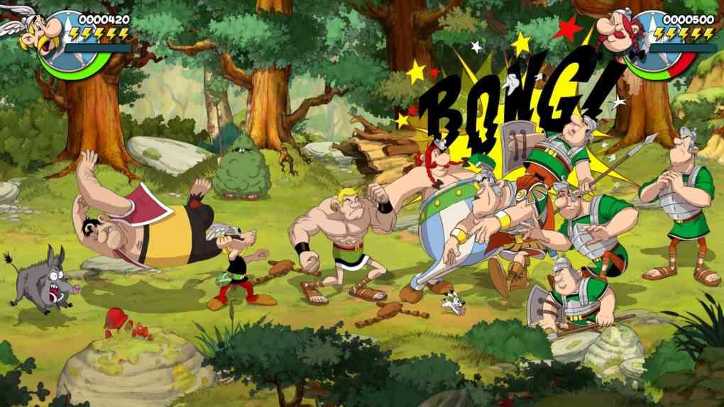 asterix und obelix slap them all enthuellung gameplay