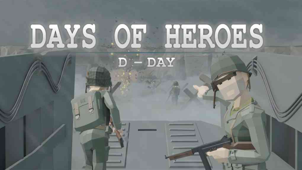 days of heroes d day