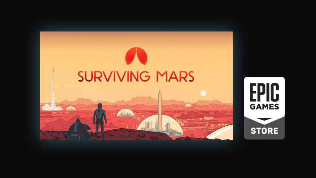 epic game free game 2021 surviving mars