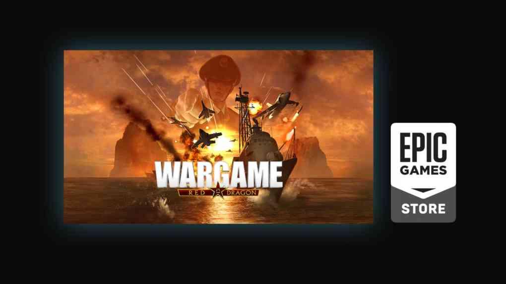 epic game free game 2021 wargame red dragon