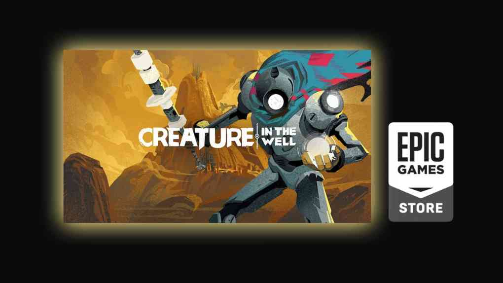 epic game free game creature in the well